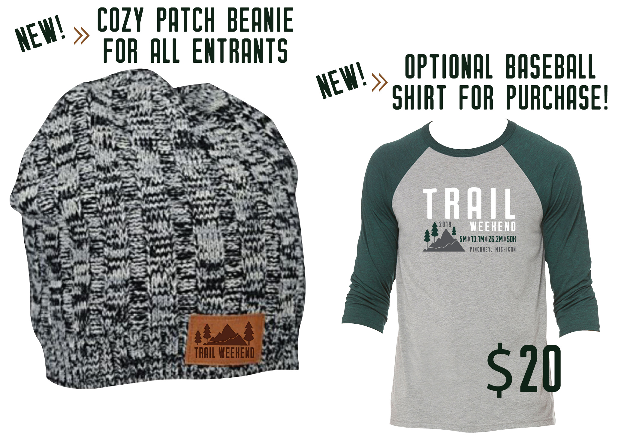 TRAIL hat and shirt for web 2019